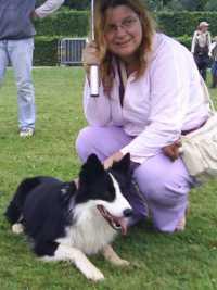 Marie Christine Delsart Auxiliaire spécialisée vétérinaire